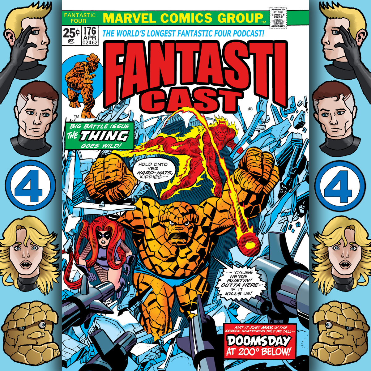 The Fantasticast Episode 176