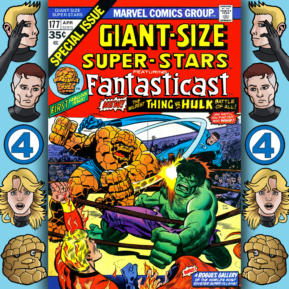 The Fantasticast Episode 177