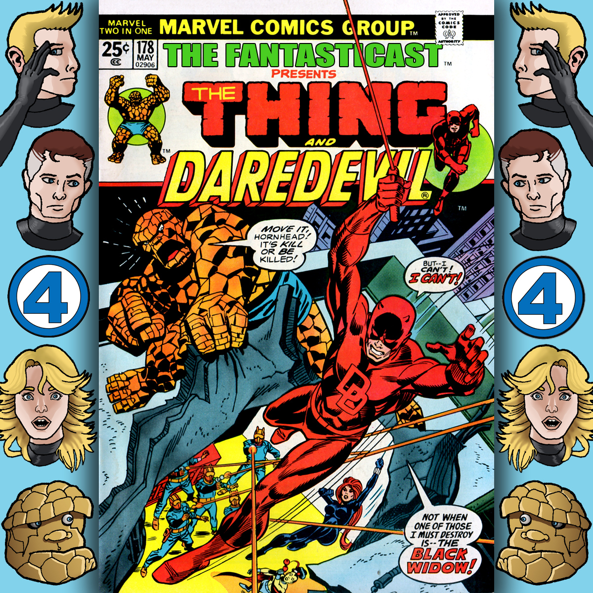 The Fantasticast Episode 178