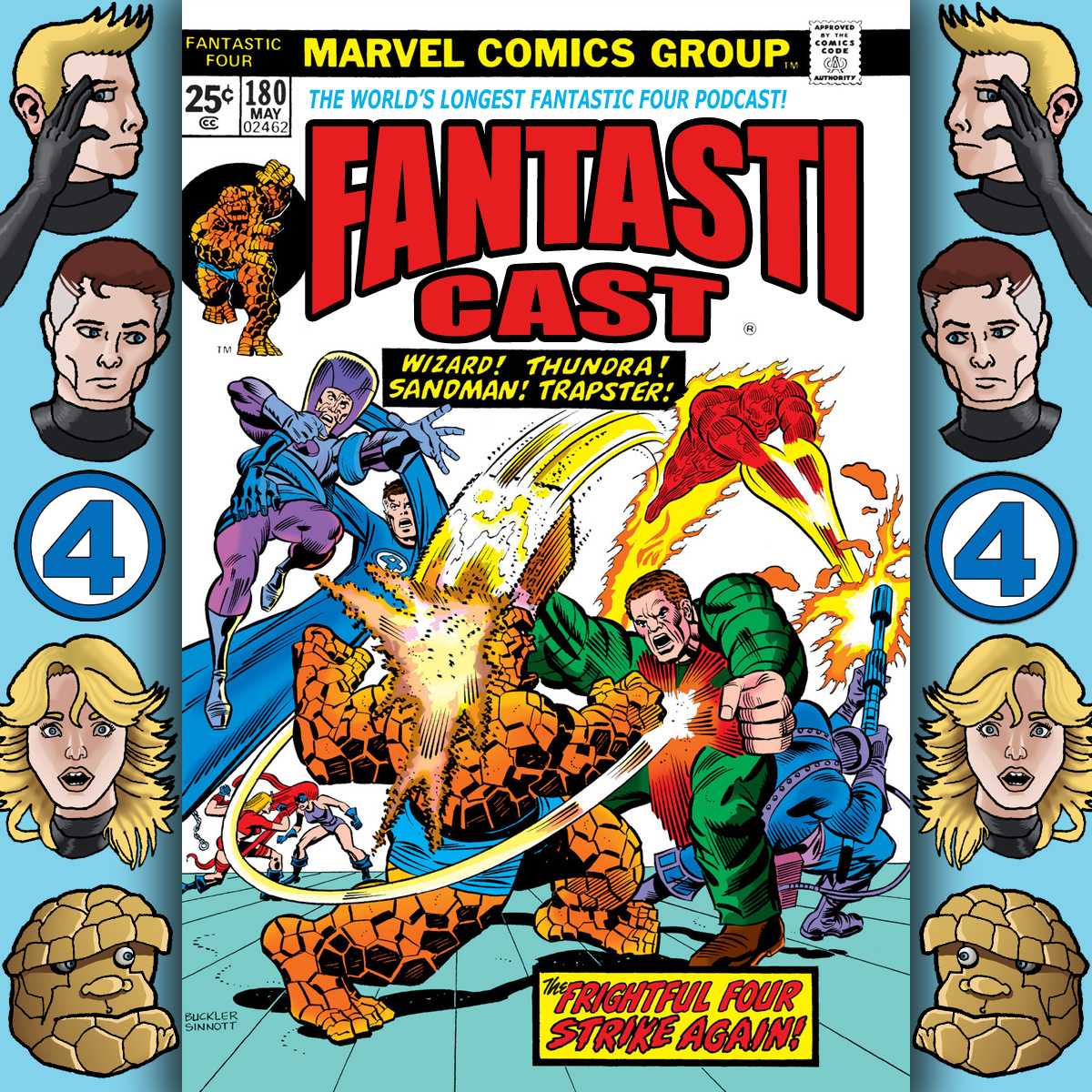 The Fantasticast Episode 180