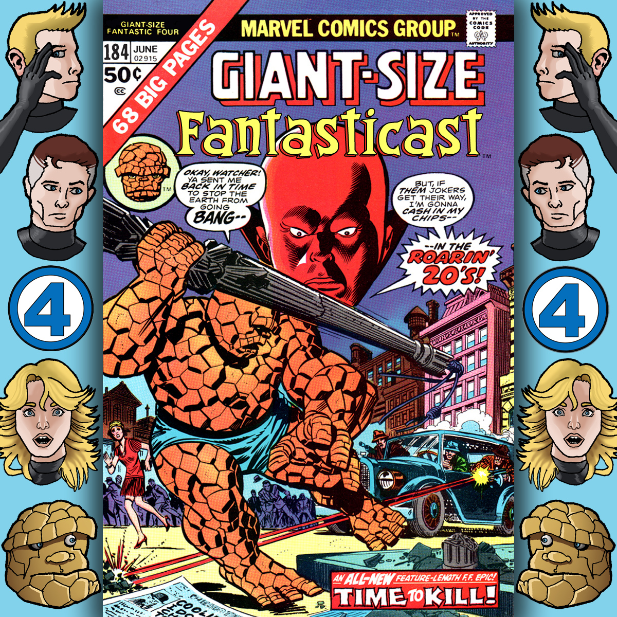 The Fantasticast Episode 184