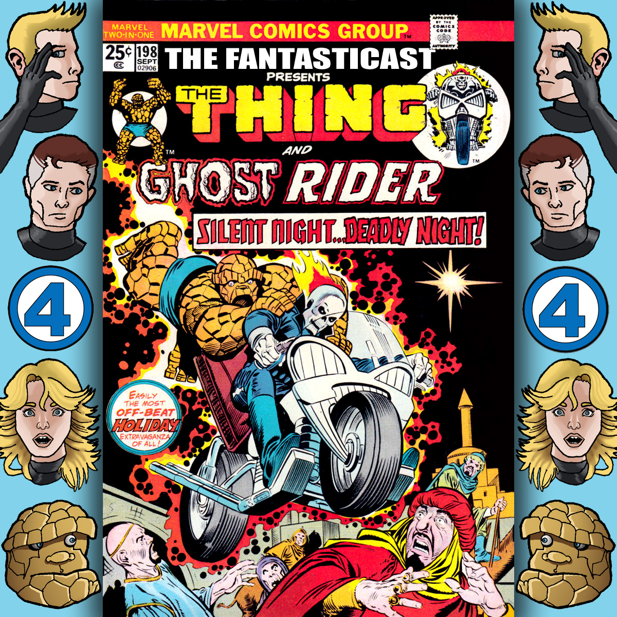 The Fantasticast Episode 198