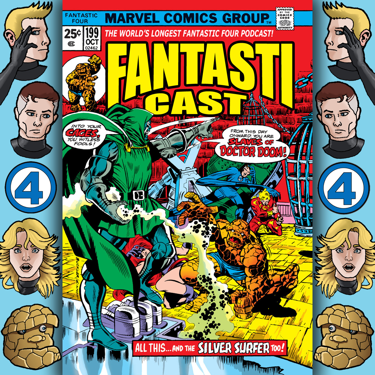 The Fantasticast Episode 199