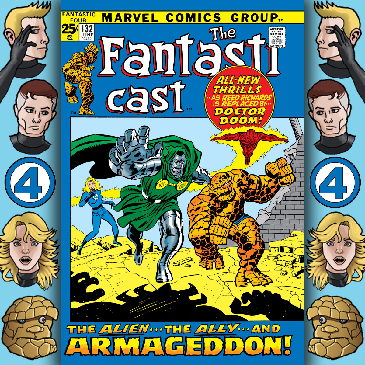 The Fantasticast Episode 132