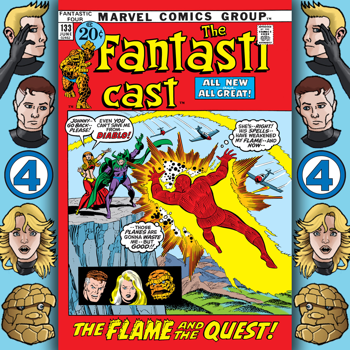 The Fantasticast Episode 133
