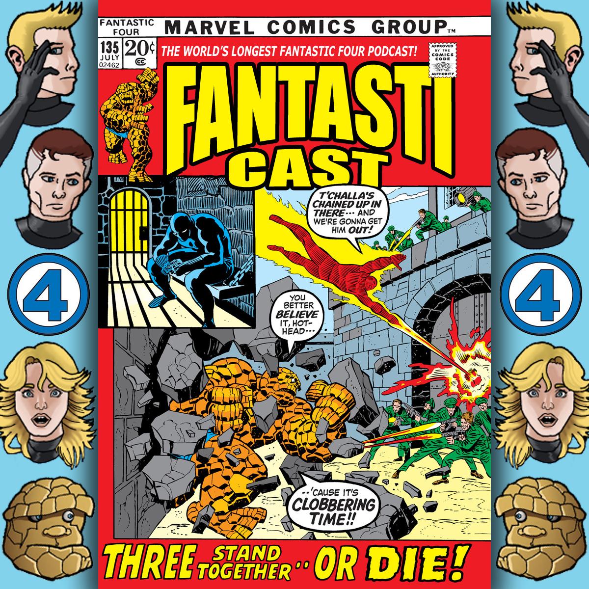 The Fantasticast Episode 135