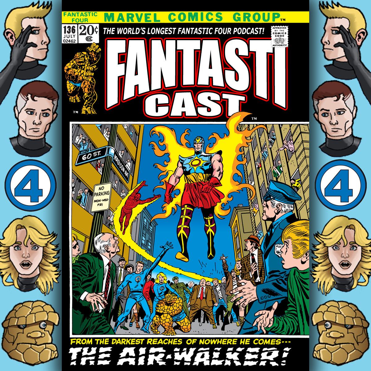 The Fantasticast Episode 136