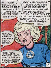 Fantastic Four Annual #2, page 18, panel 7