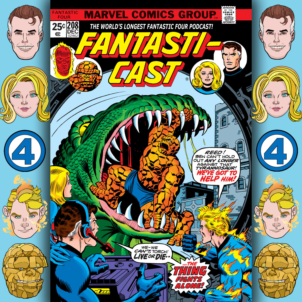 The Fantasticast Episode 208