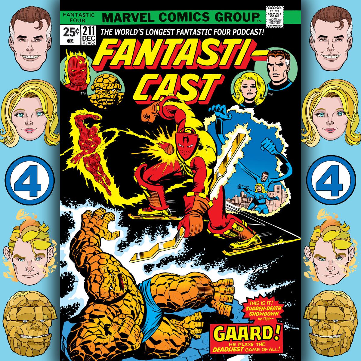 The Fantasticast Episode 211