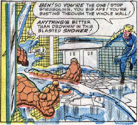 Fantastic Four #31, page 2, panel 4