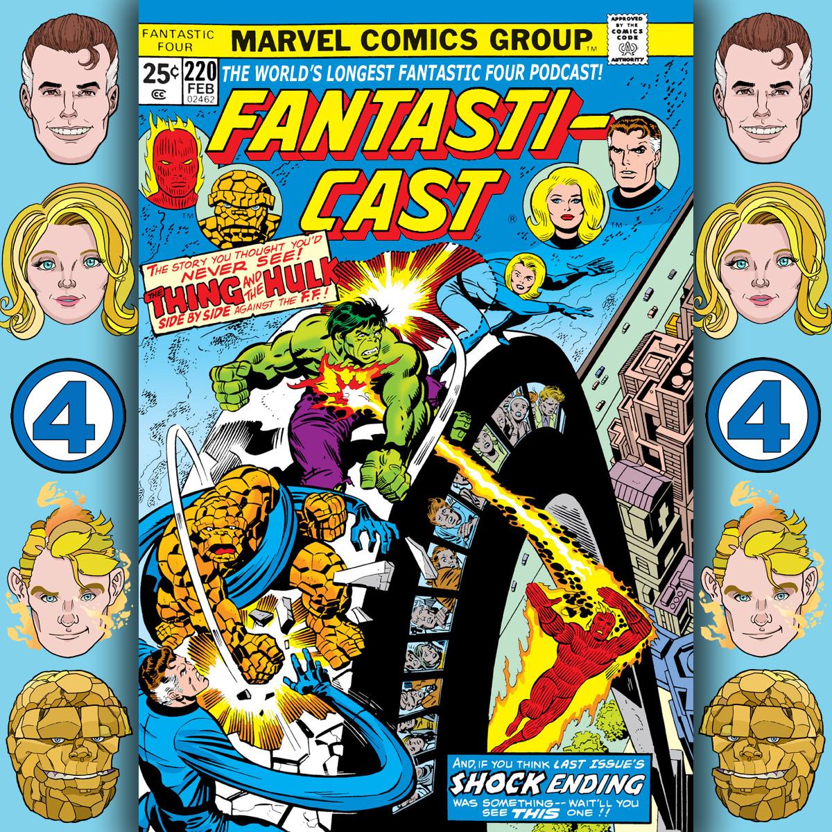 The Fantasticast Episode 220