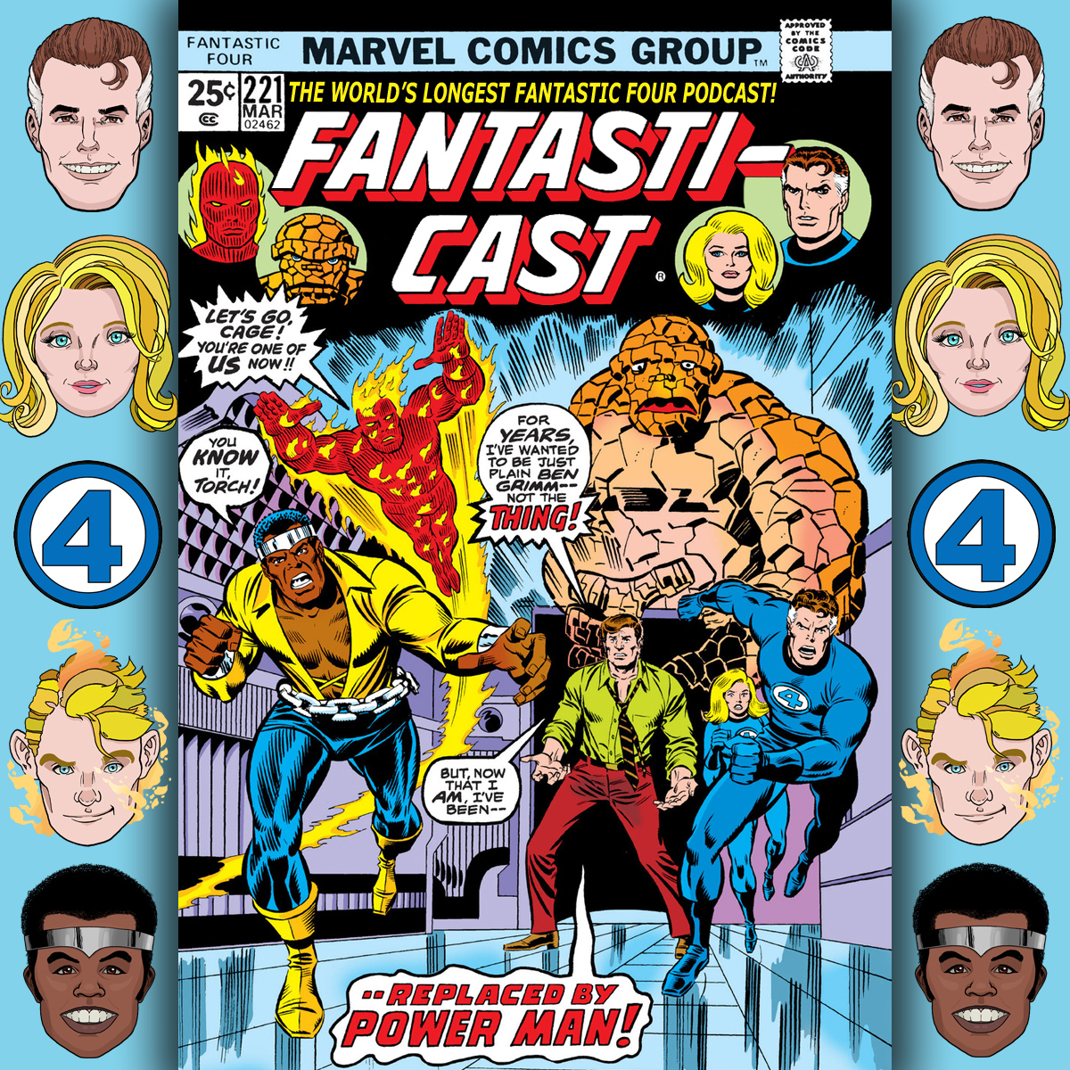 The Fantasticast Episode 221