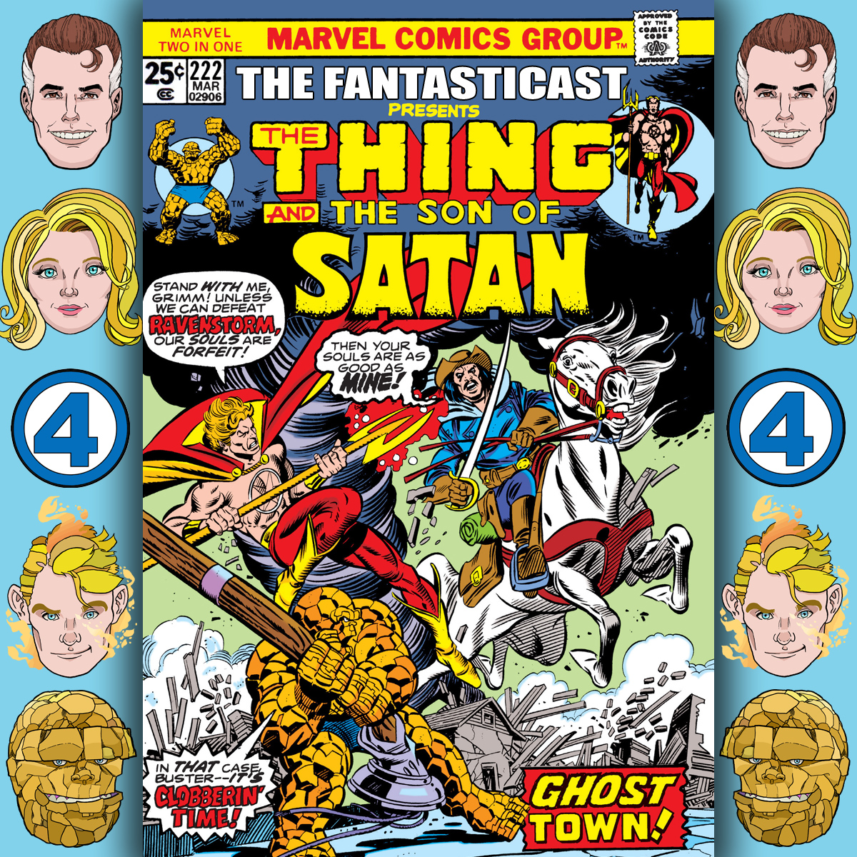 The Fantasticast Episode 222