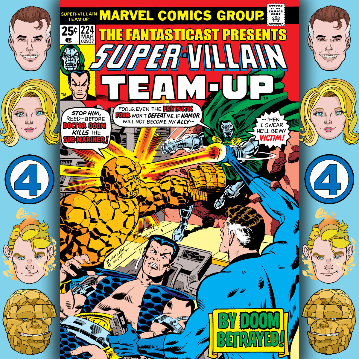 The Fantasticast Episode 224