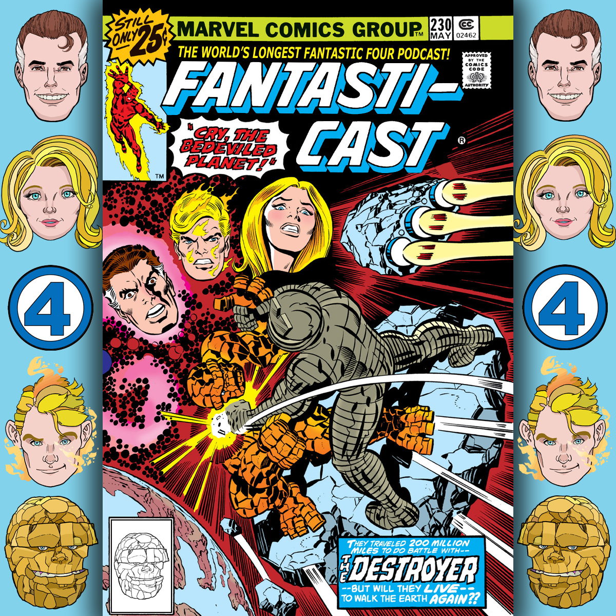 The Fantasticast Episode 230
