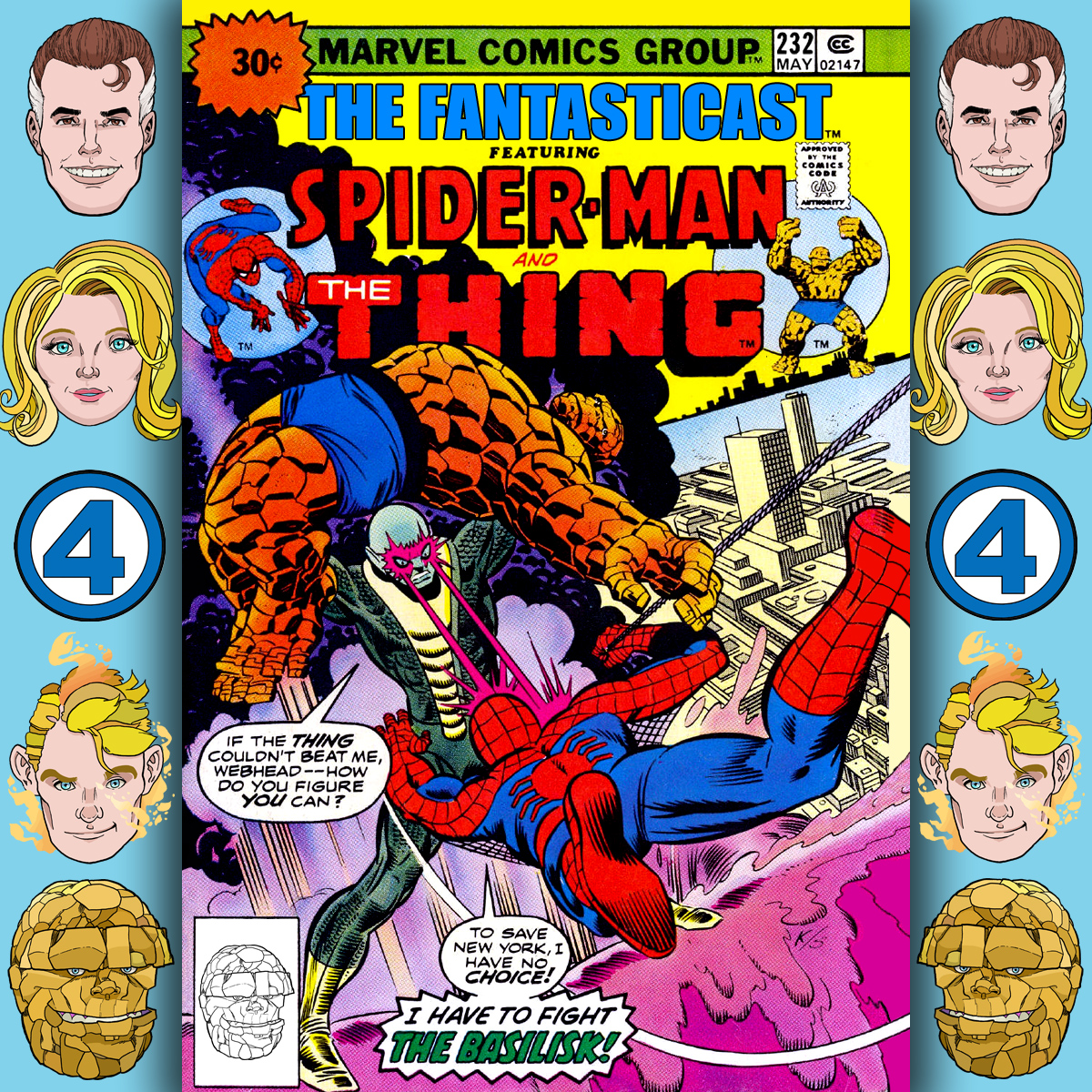 The Fantasticast Episode 232