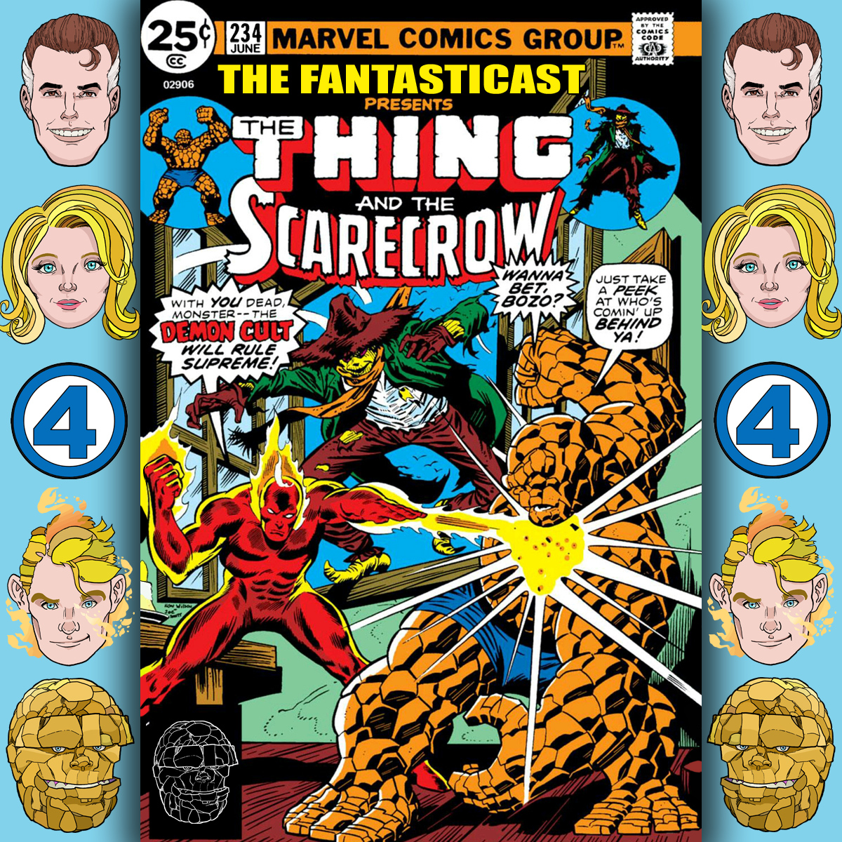 The Fantasticast Episode 234
