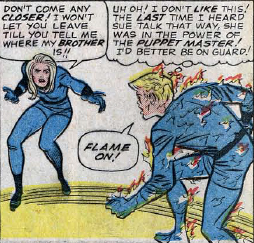 Fantastic Four #34, page 8, panel 4