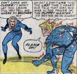 Fantastic Four #34, page 8, panel 4