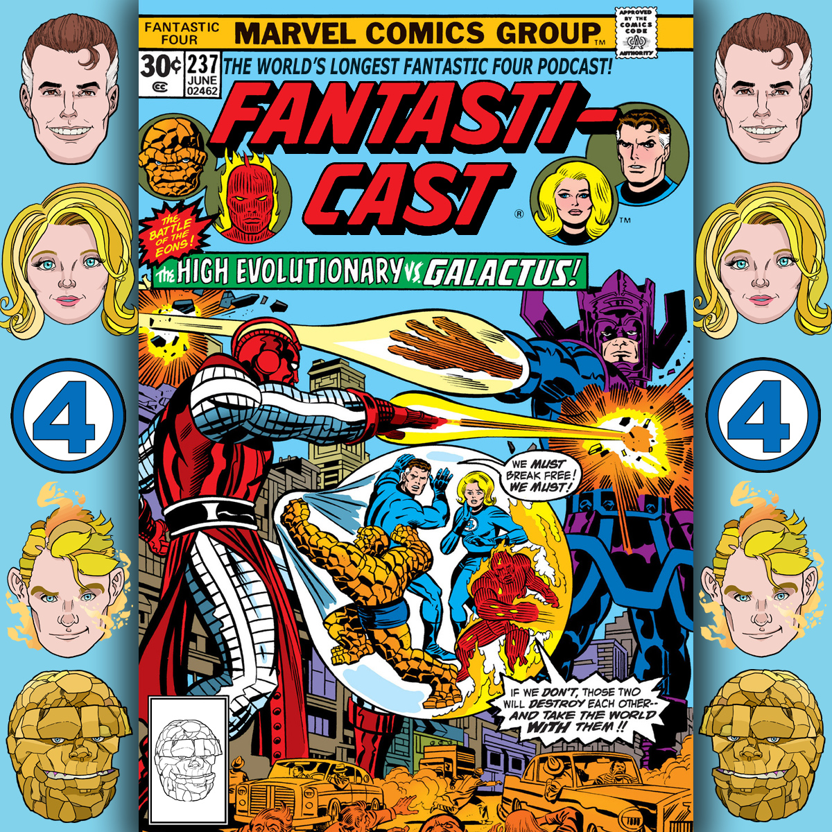 The Fantasticast Episode 237