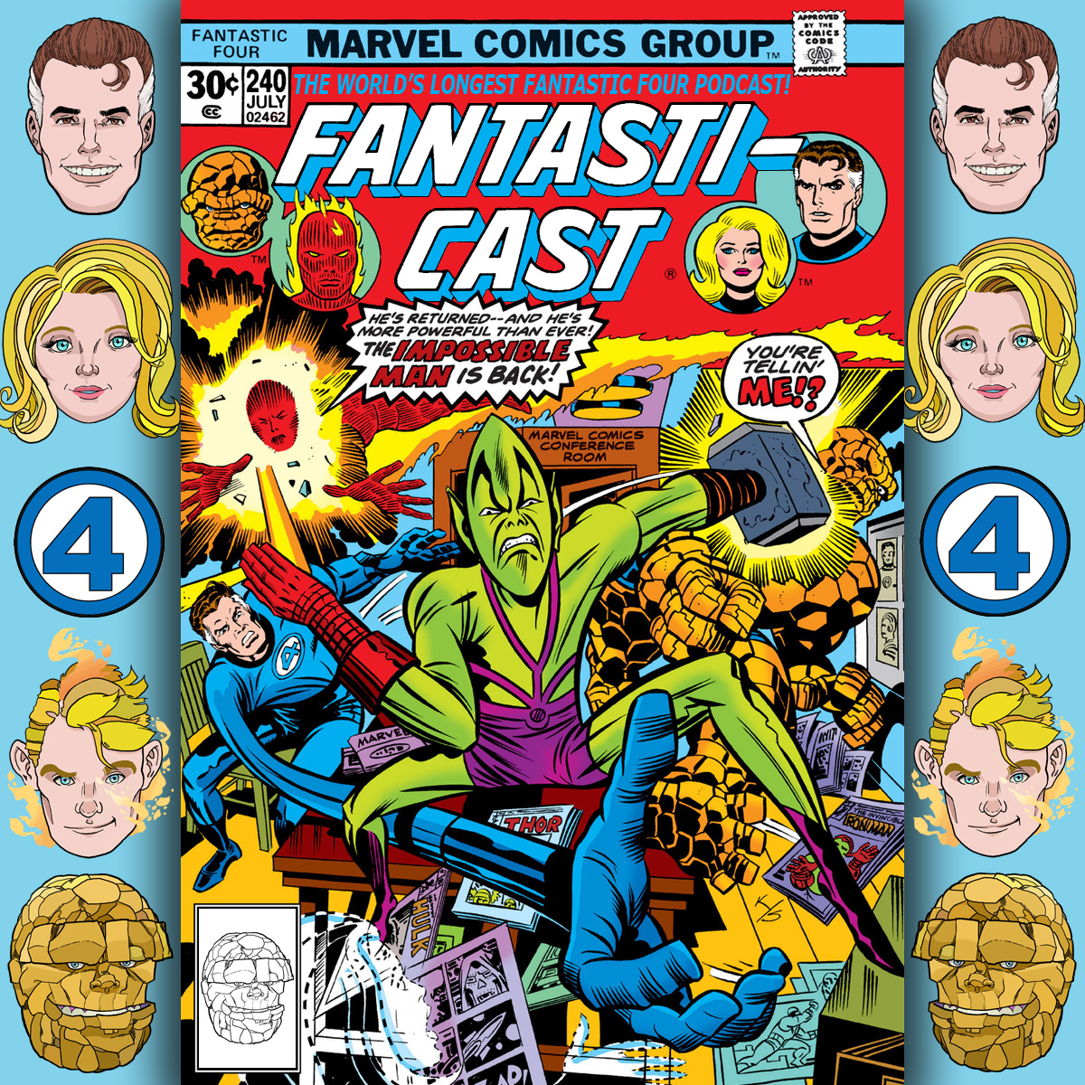 The Fantasticast Episode 240
