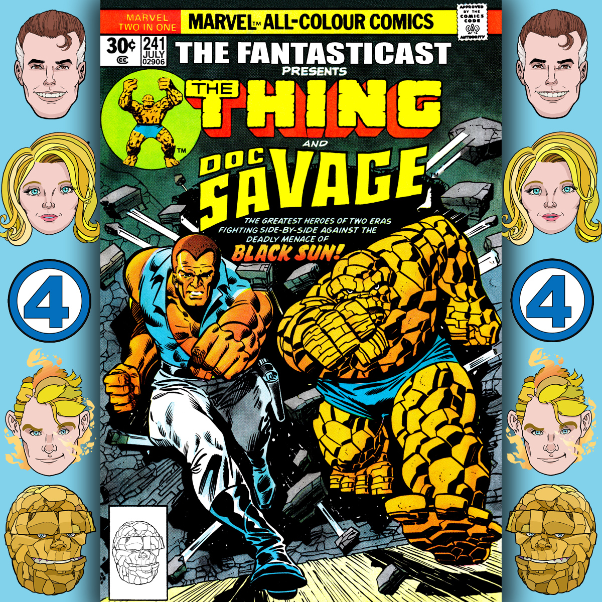 The Fantasticast Episode 241