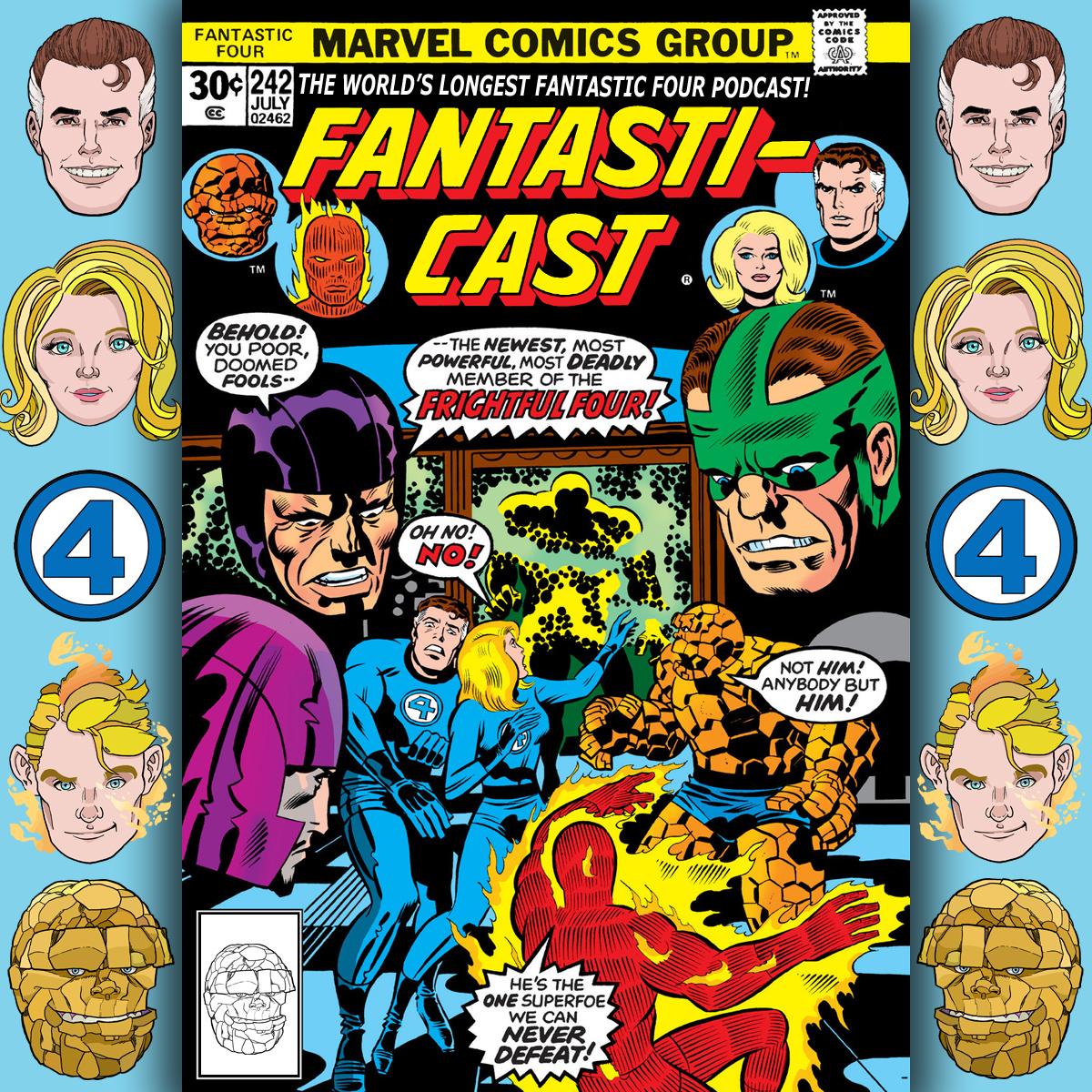 The Fantasticast Episode 242