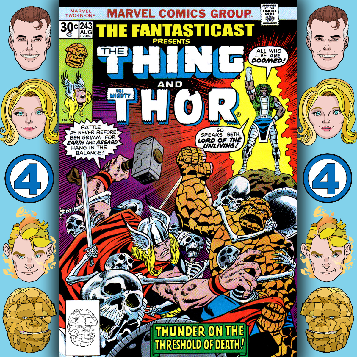 The Fantasticast Episode 243