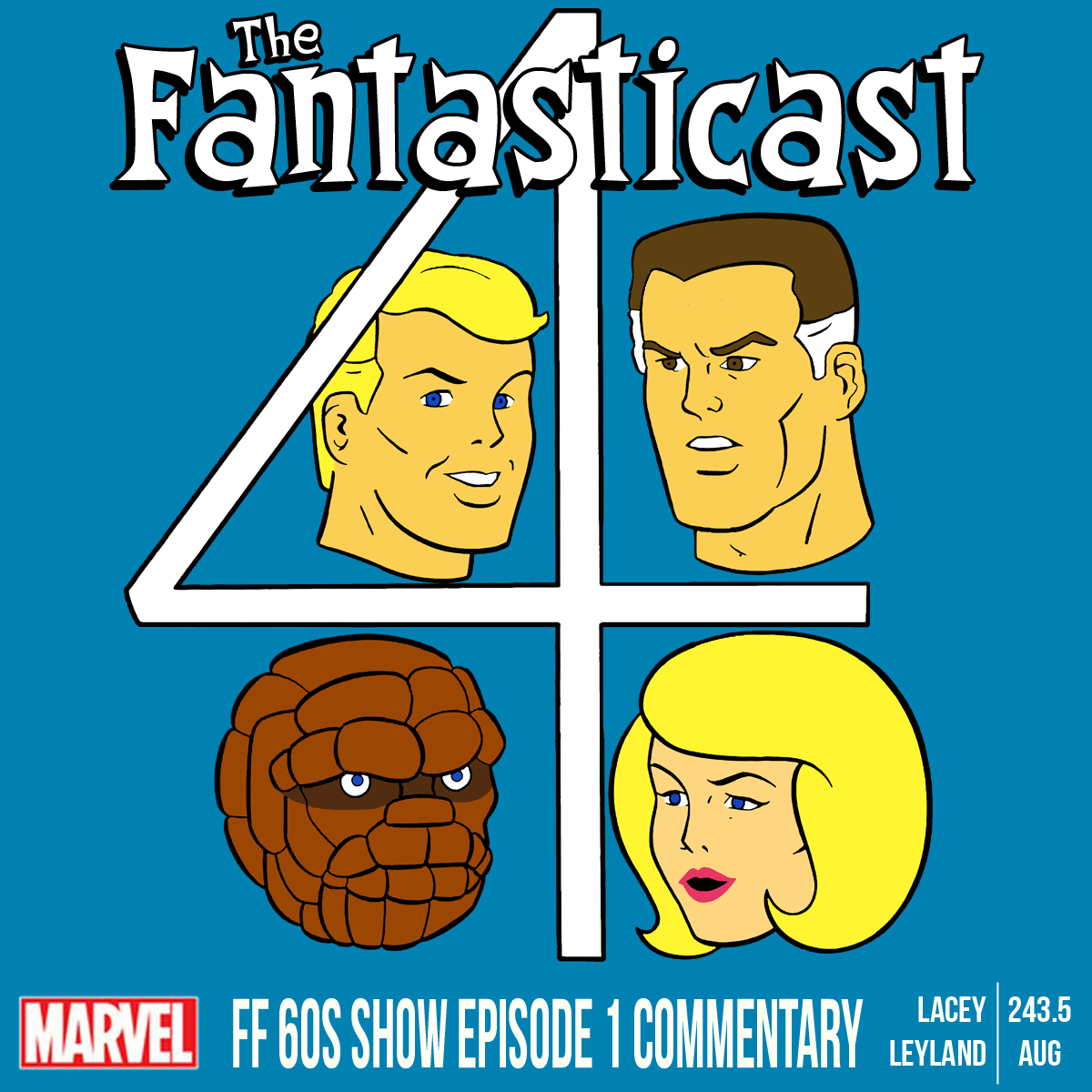 The Fantasticast Episode 243.5
