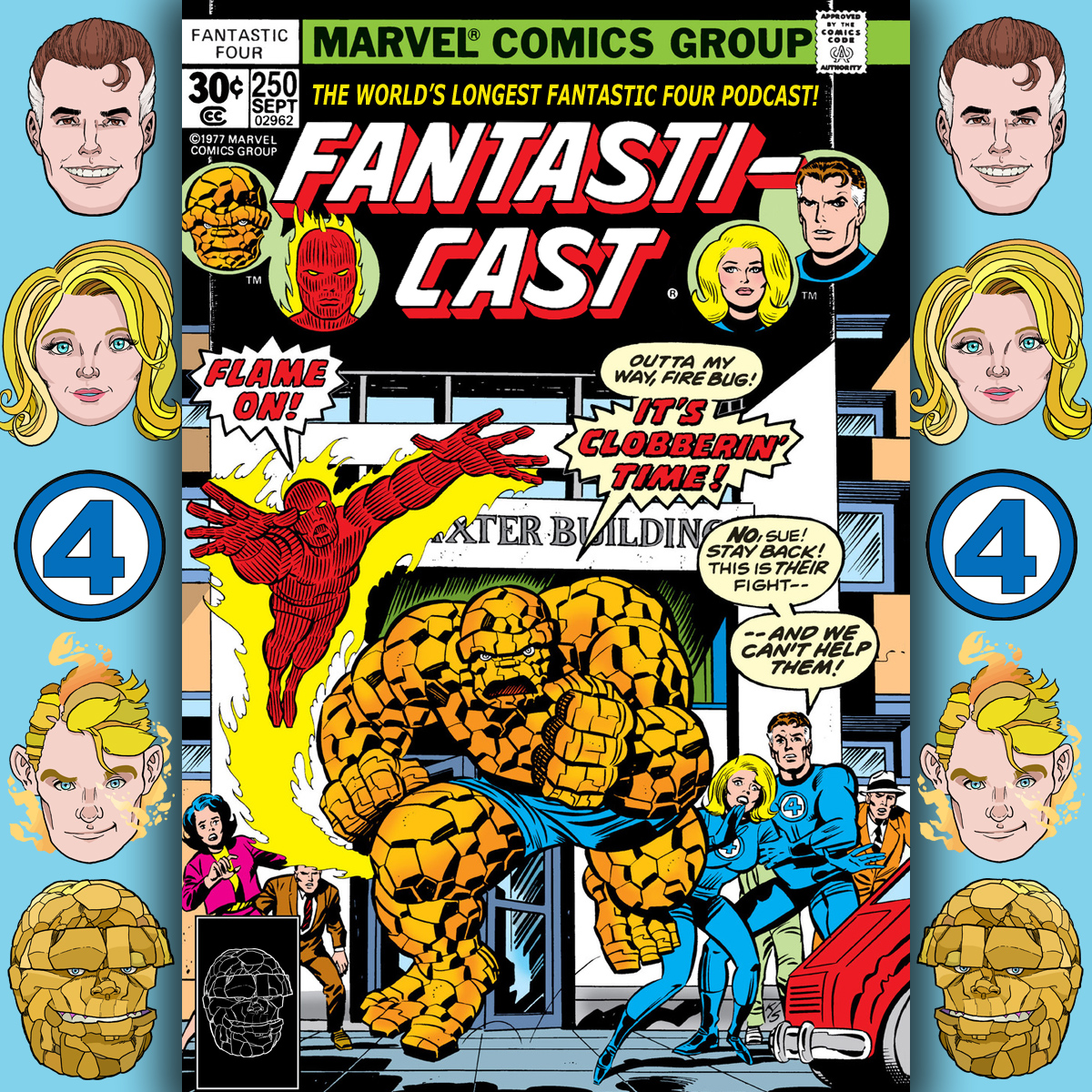 The Fantasticast Episode 181