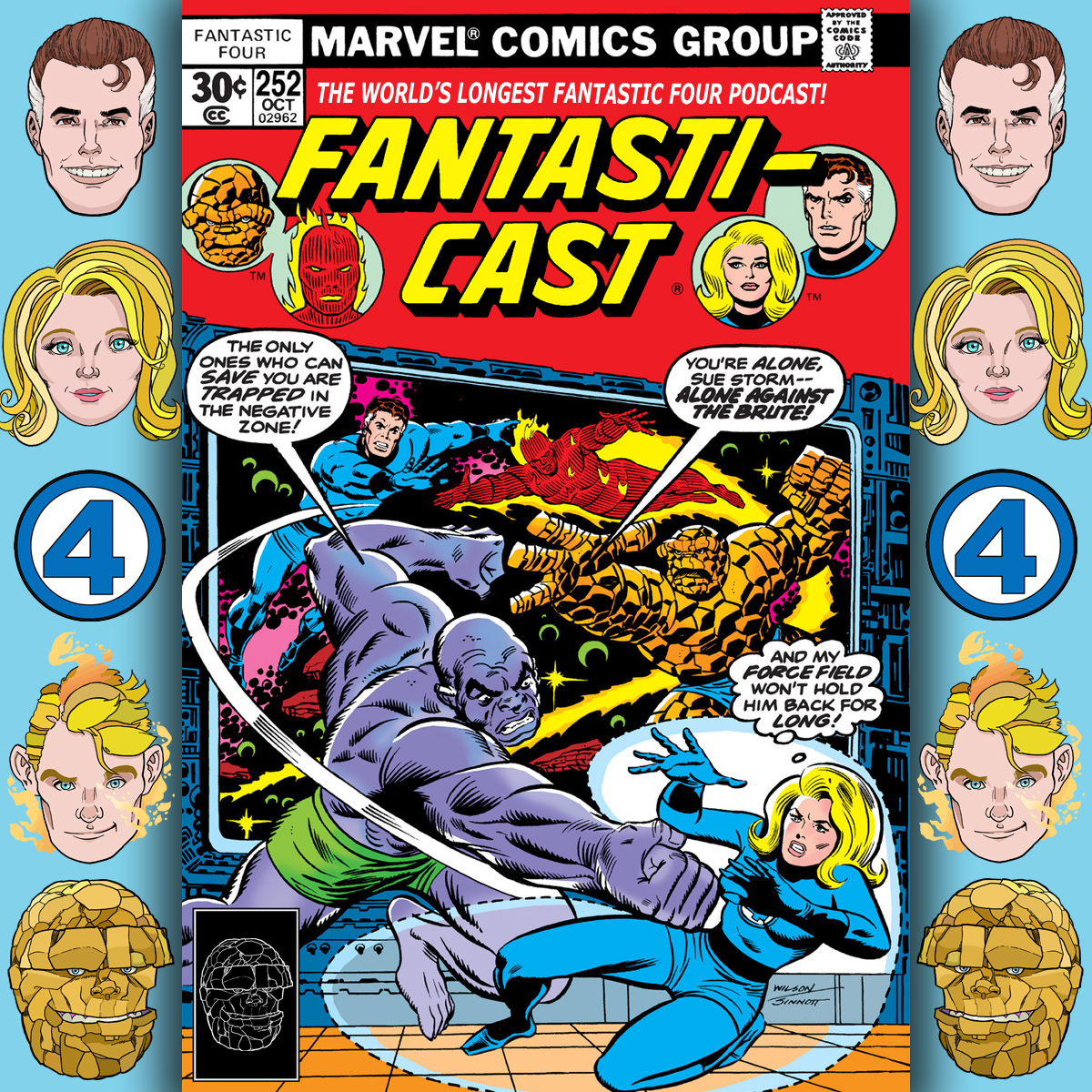 The Fantasticast Episode 252