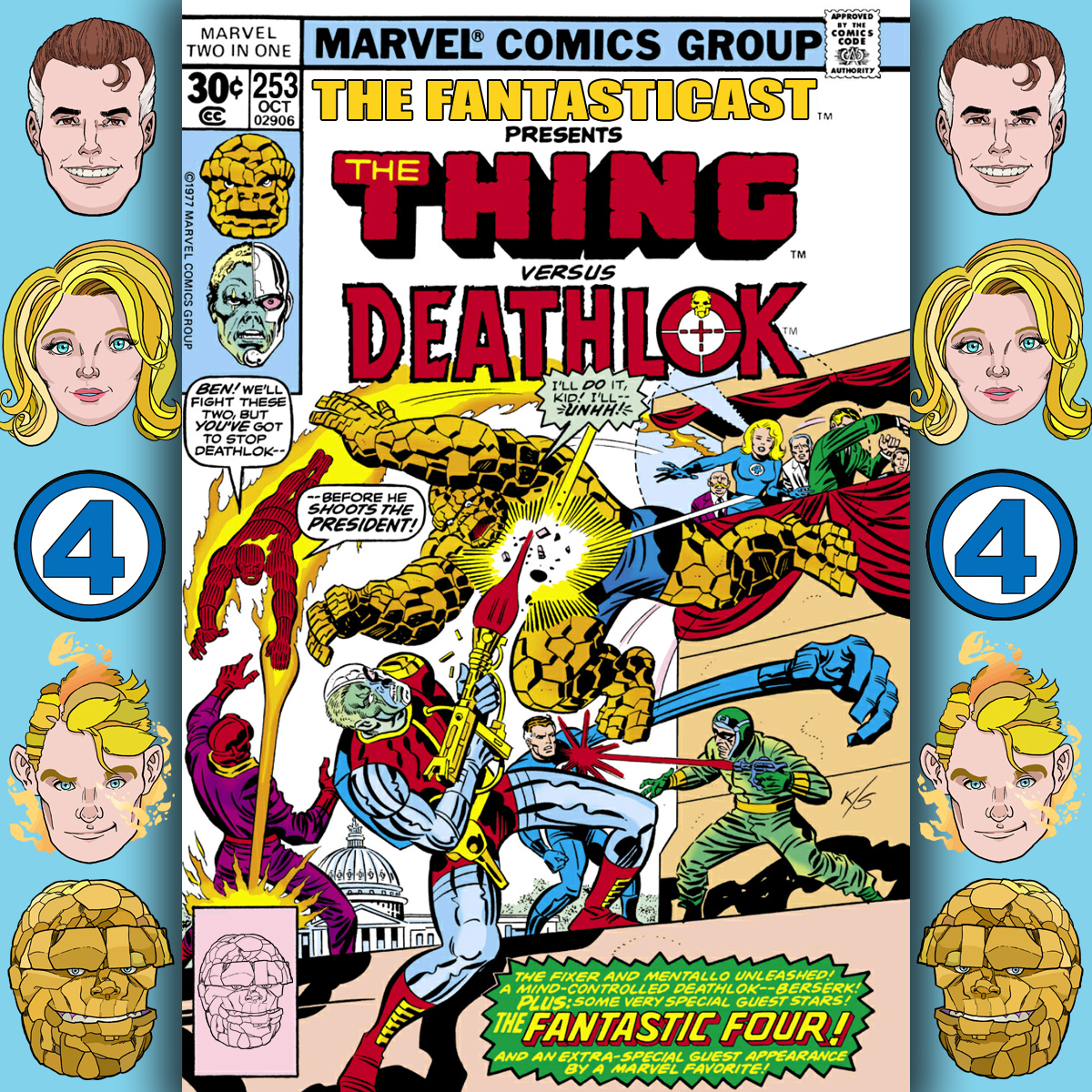 The Fantasticast Episode 253