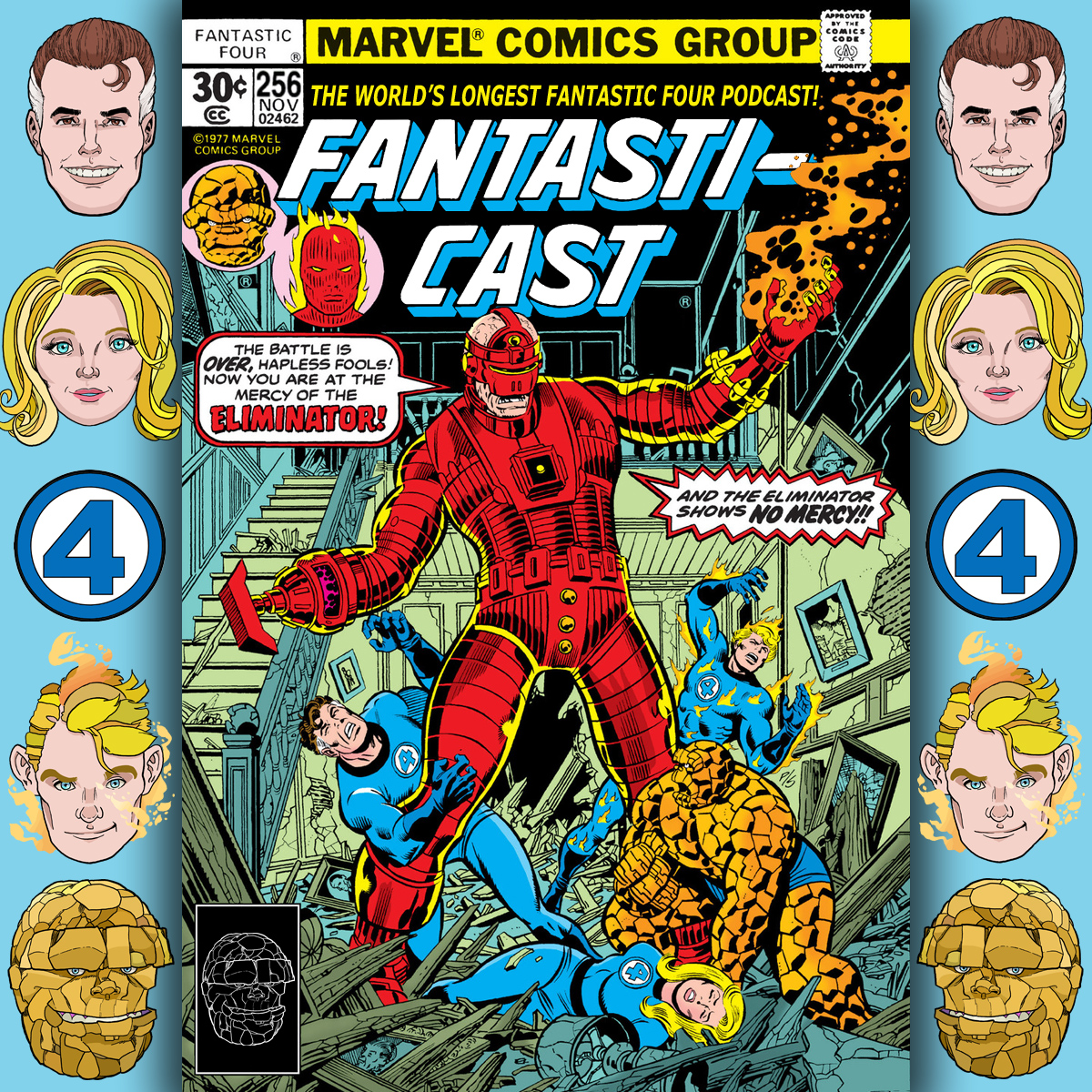 The Fantasticast Episode 256