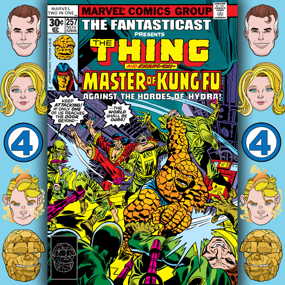 The Fantasticast Episode 257