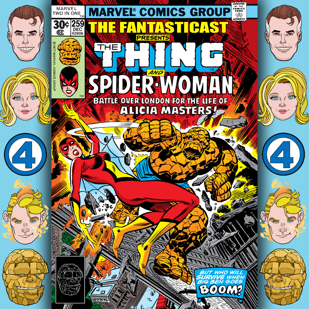 The Fantasticast Episode 259