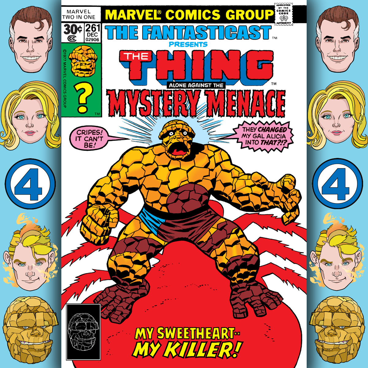 The Fantasticast Episode 261
