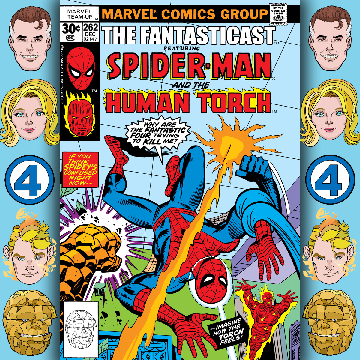 The Fantasticast Episode 262