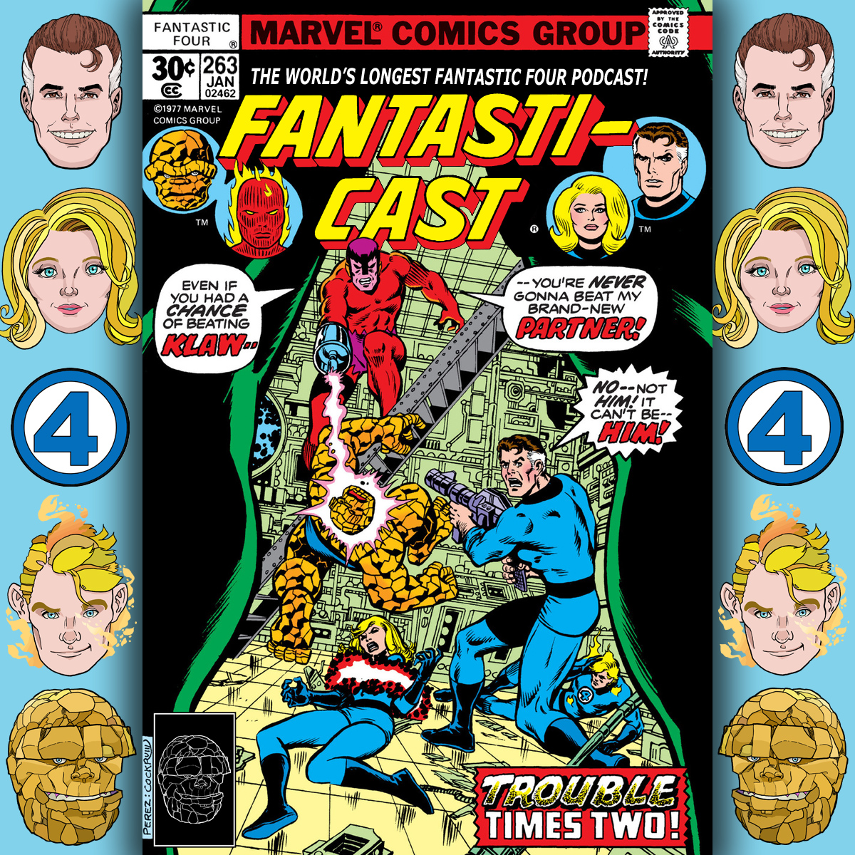 The Fantasticast Episode 263