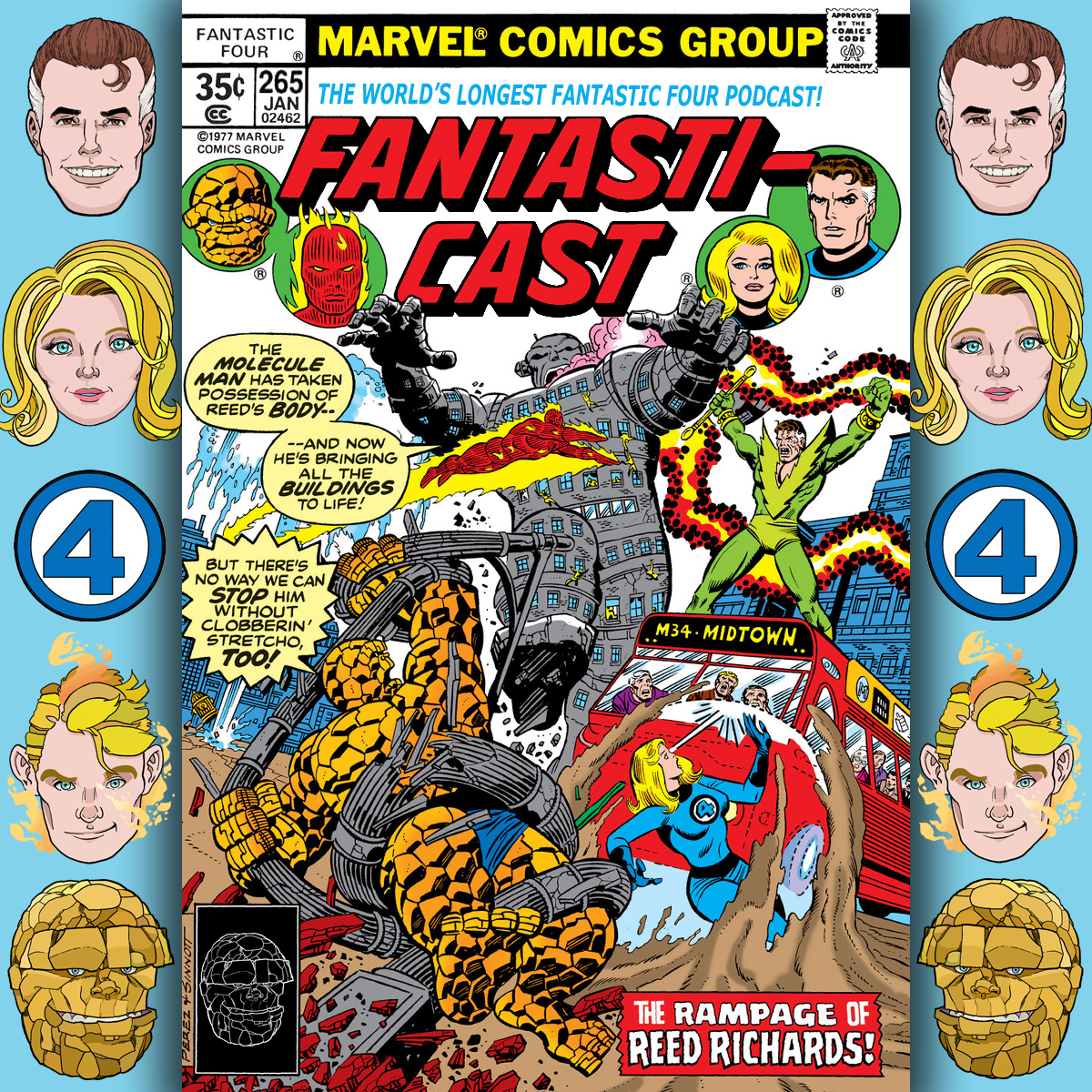 The Fantasticast Episode 265