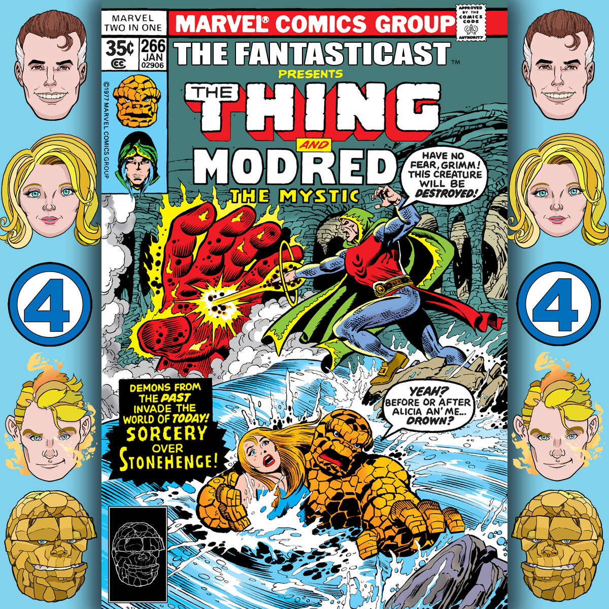 The Fantasticast Episode 266