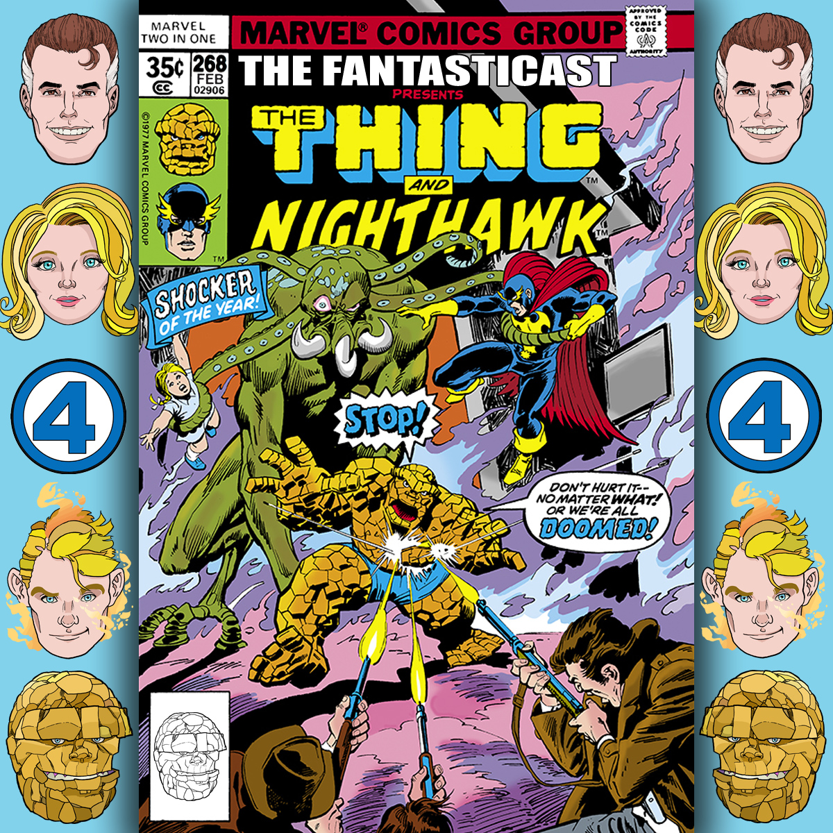 The Fantasticast Episode 268