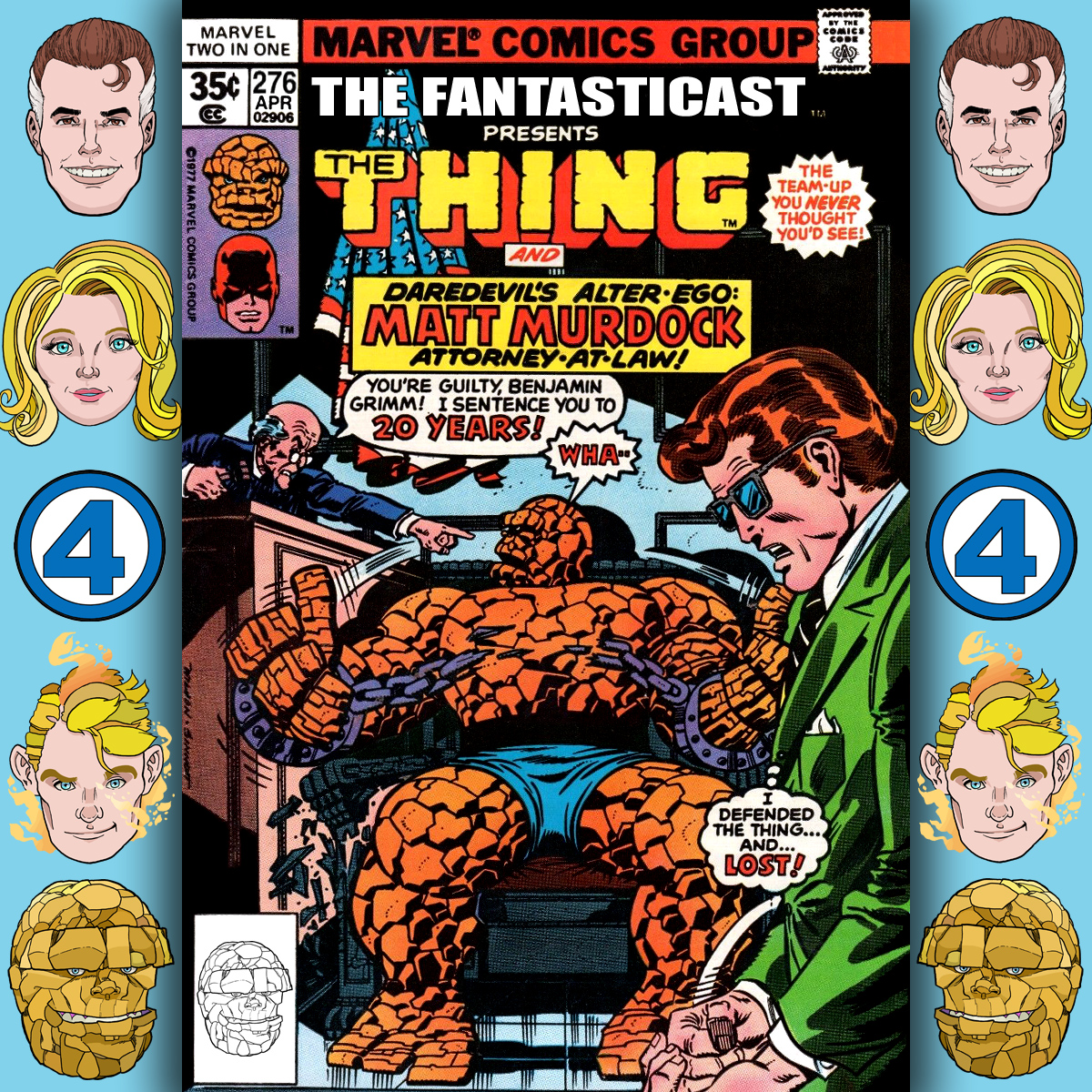 The Fantasticast Episode 276