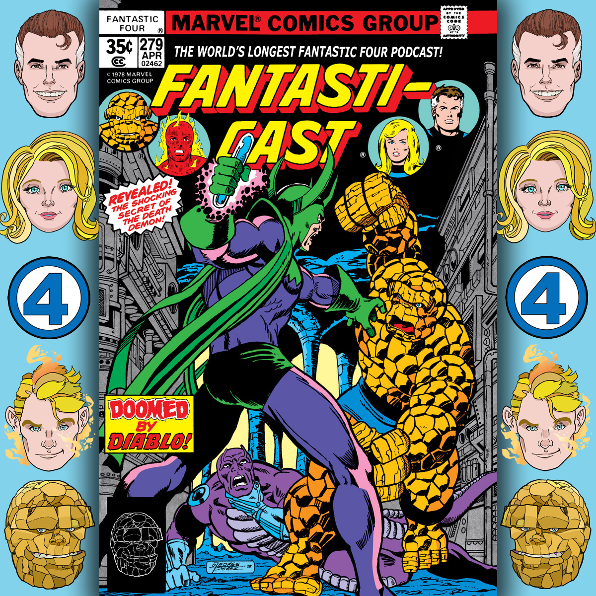 The Fantasticast Episode 279