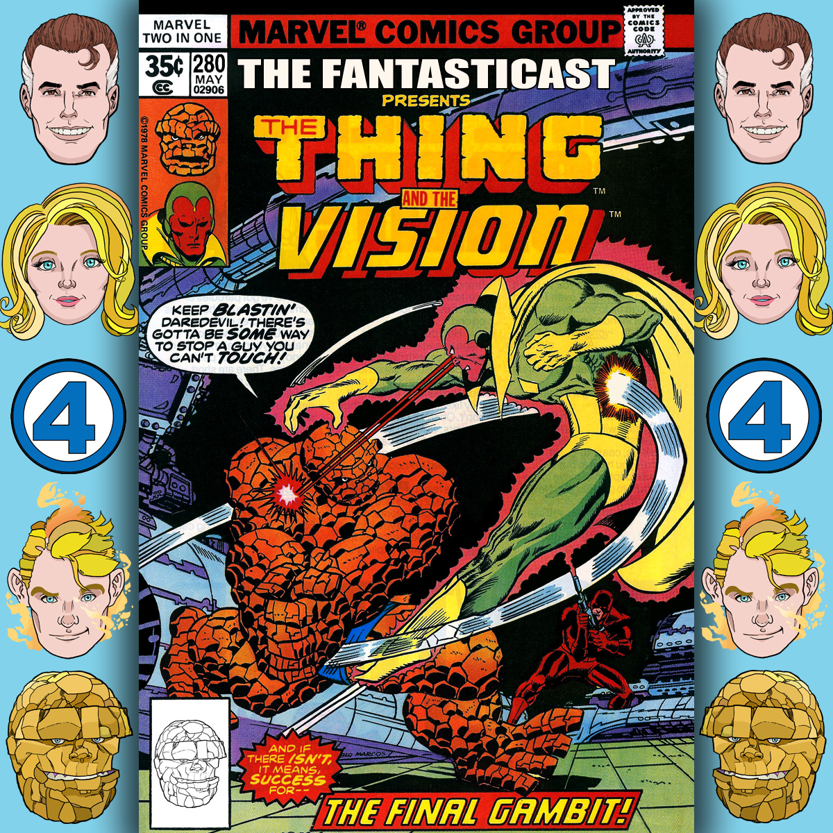 The Fantasticast Episode 280