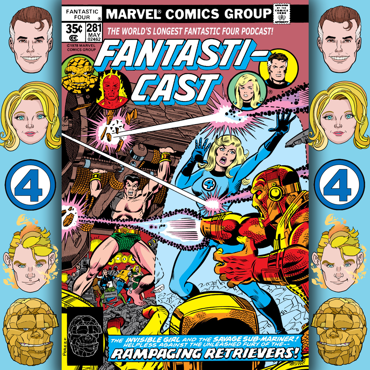 The Fantasticast Episode 281