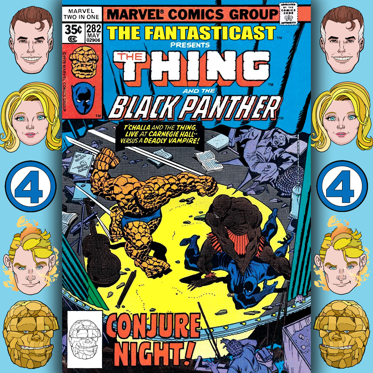 The Fantasticast Episode 282