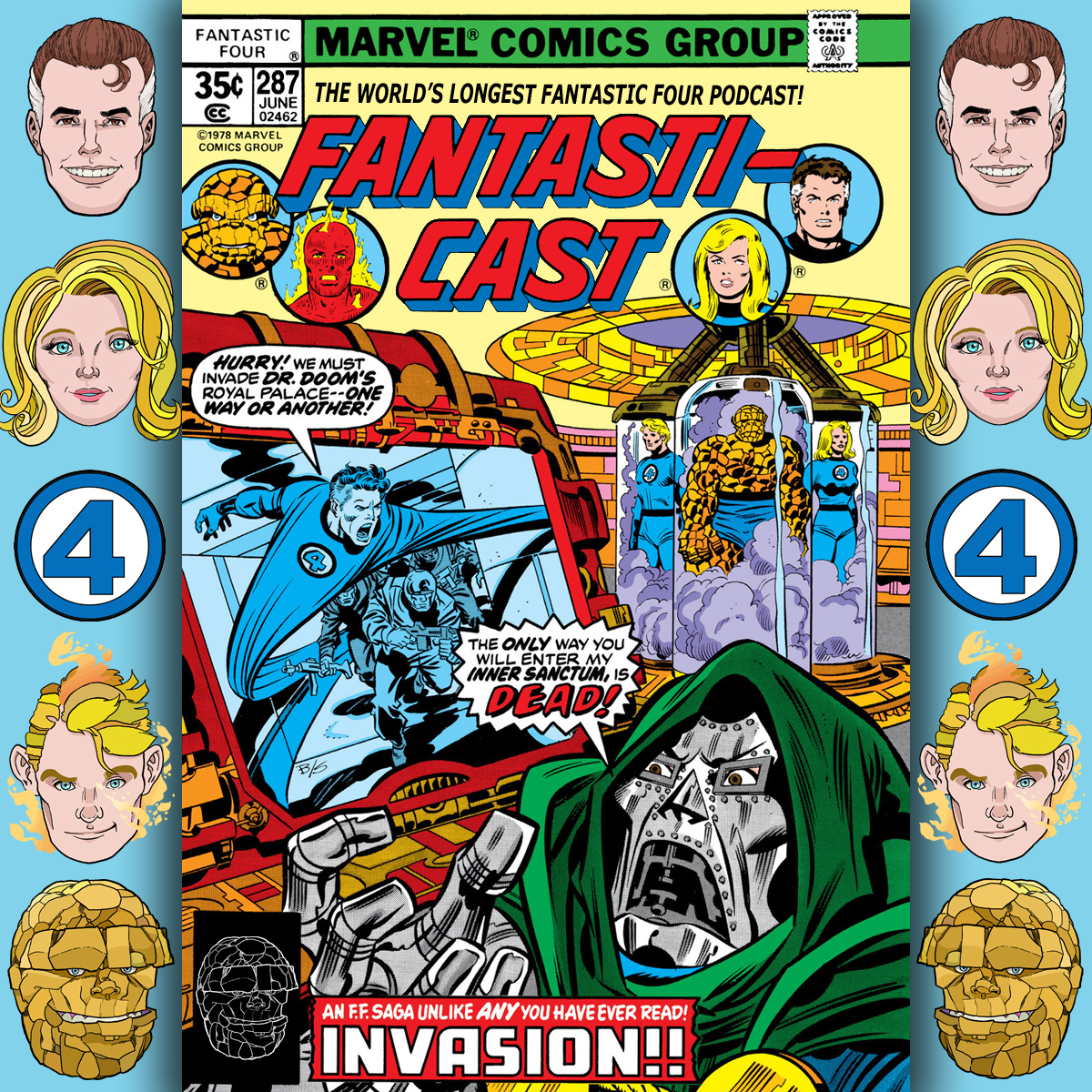 The Fantasticast Episode 287