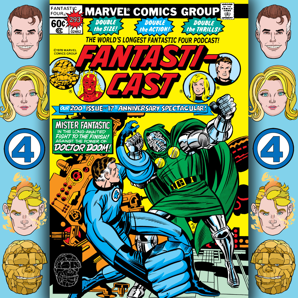 The Fantasticast Episode 293