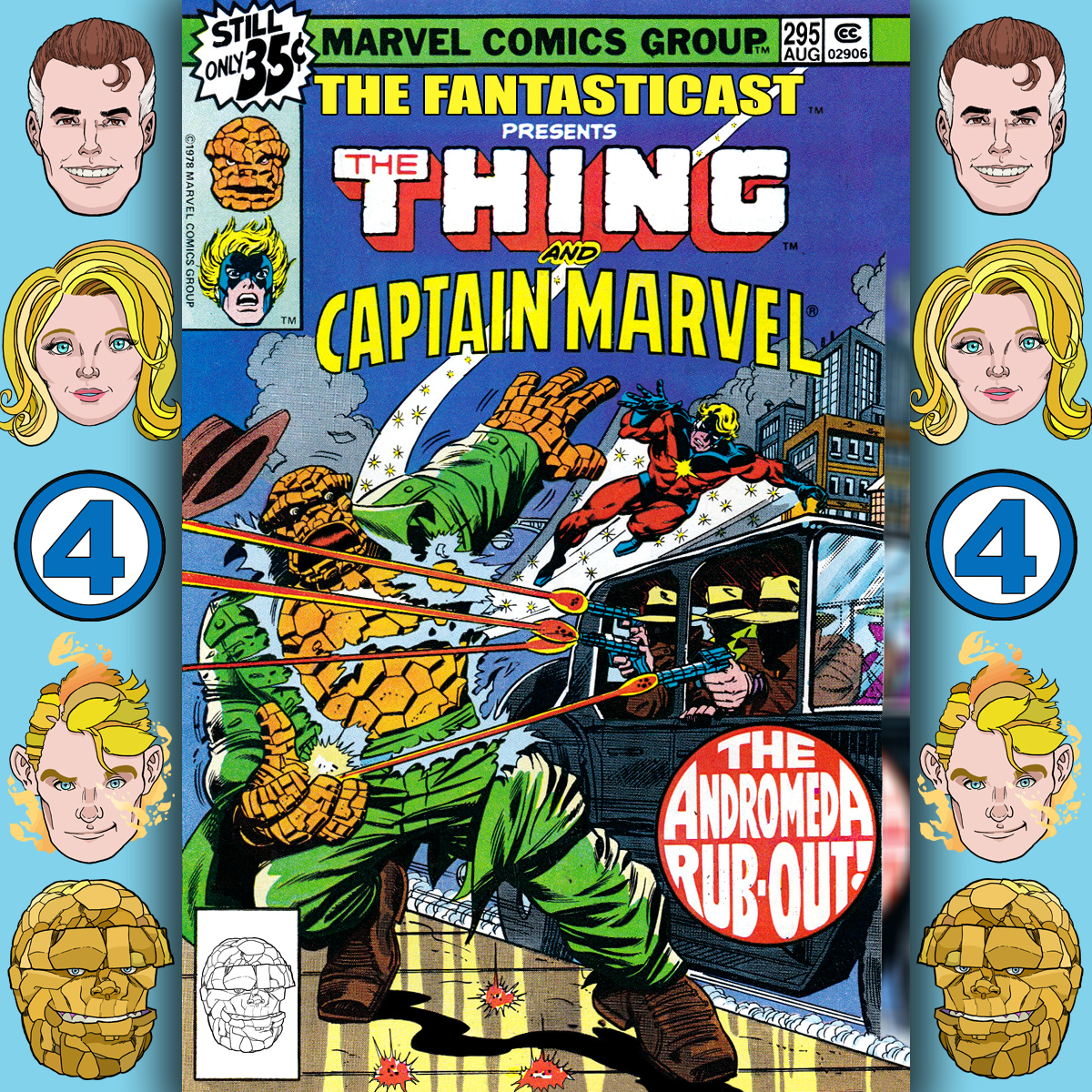 The Fantasticast Episode 295